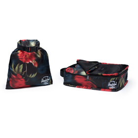 Herschel Travel Organizador, blurry roses